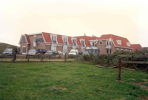 appartementen Architektenburo Admiraal Stoute