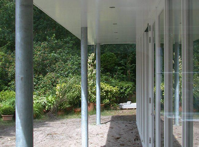 veranda verbouw bestaande bungalow Architektenburo Admiraal Stoute