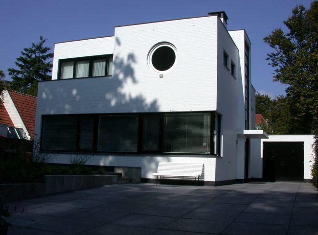 Kubistisch ontwerp van Architektenburo Admiraal Stoute