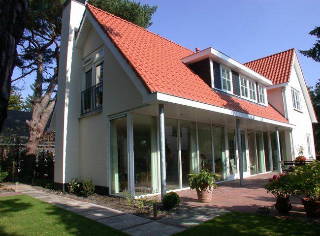verbouw bestaande bungalow Architektenburo Admiraal Stoute