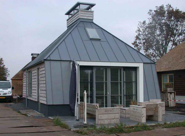recreatiewoning Duynvallei Architektenburo Admiraal Stoute
