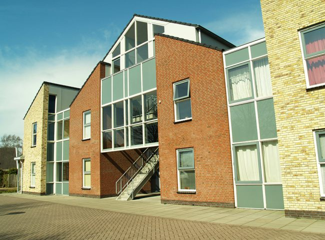 woningbouwproject Admiraal Stoute