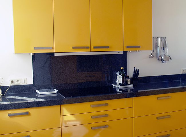 keuken nieuwbouw woning Admiraal Stoute