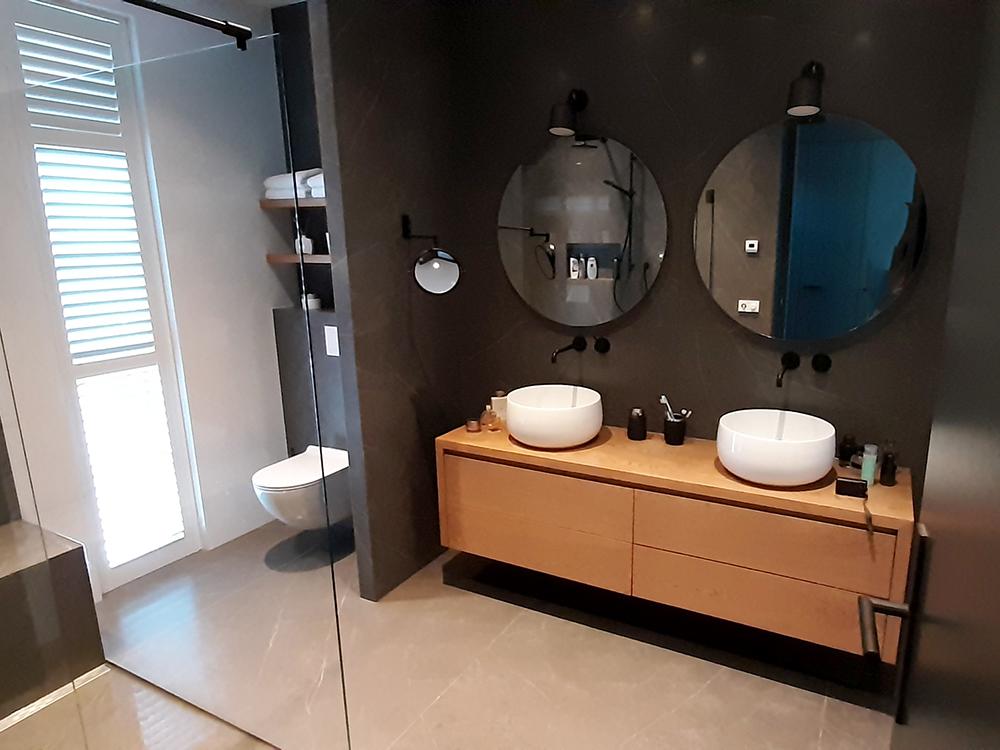 ontwerp badkamer - Architectenburo Admiraal Stoute